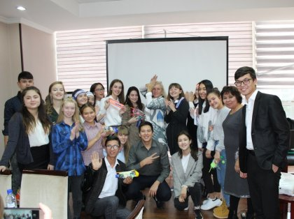 Youth forum on youth engagement and social adaptation