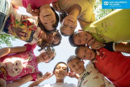 20 ноября мы отмечаем Всемирный день детей!