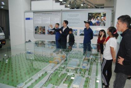 Экскурсия в Ташкентский Политехнический музей
