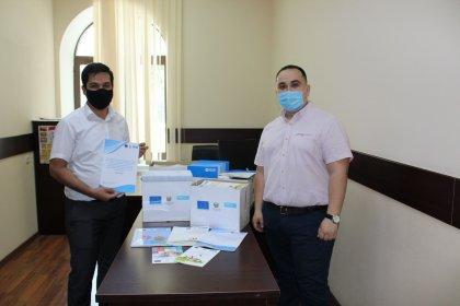 Методическая поддержка со стороны проекта министерству по поддержке махалли и семьи