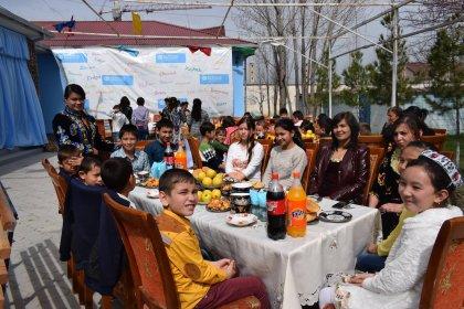 Мероприятия, посвященные весеннему празднику Навруз