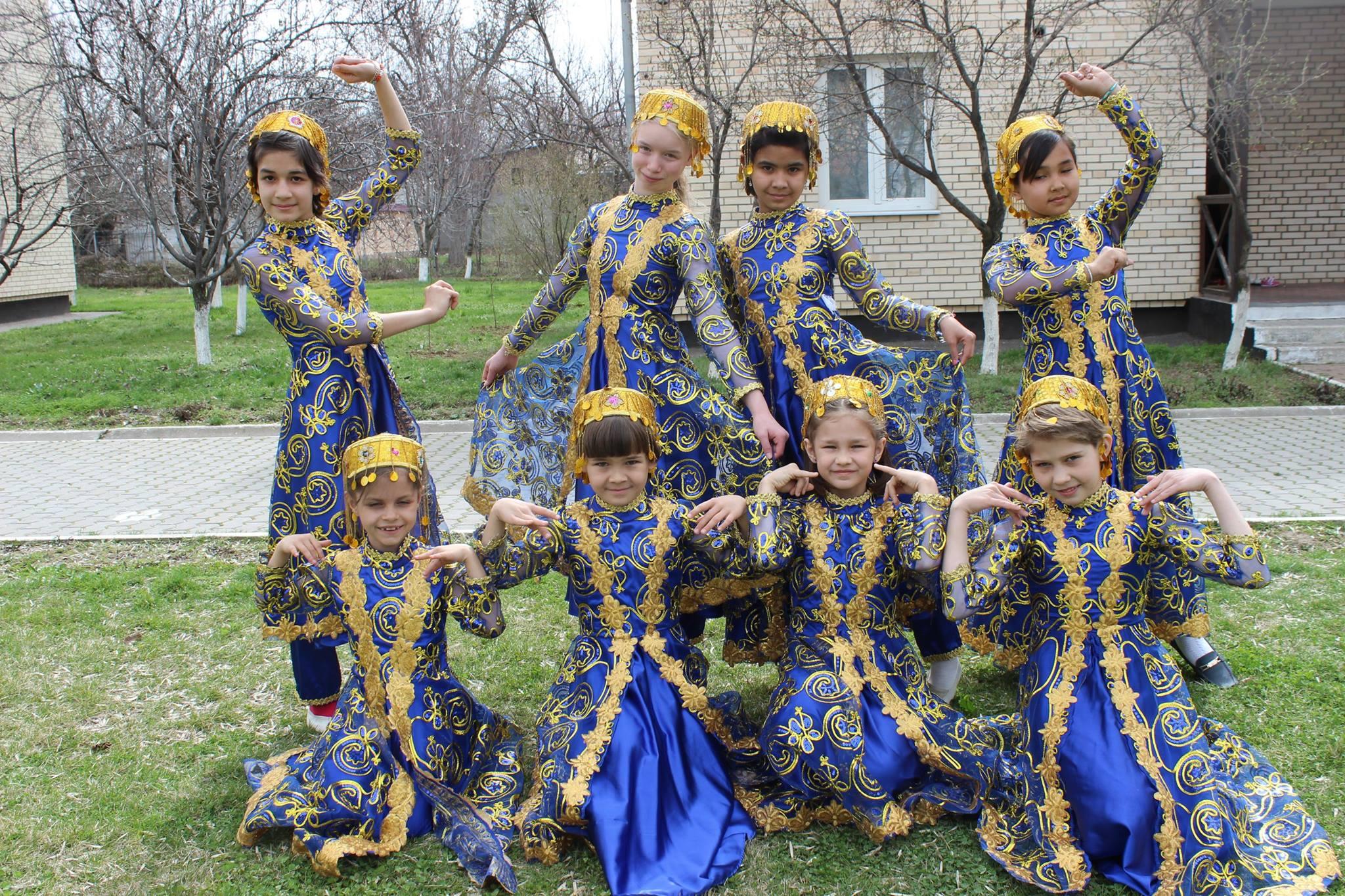 Праздничные мероприятия, посвященные празднику Навруз
